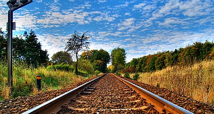 demiryolu ye�il